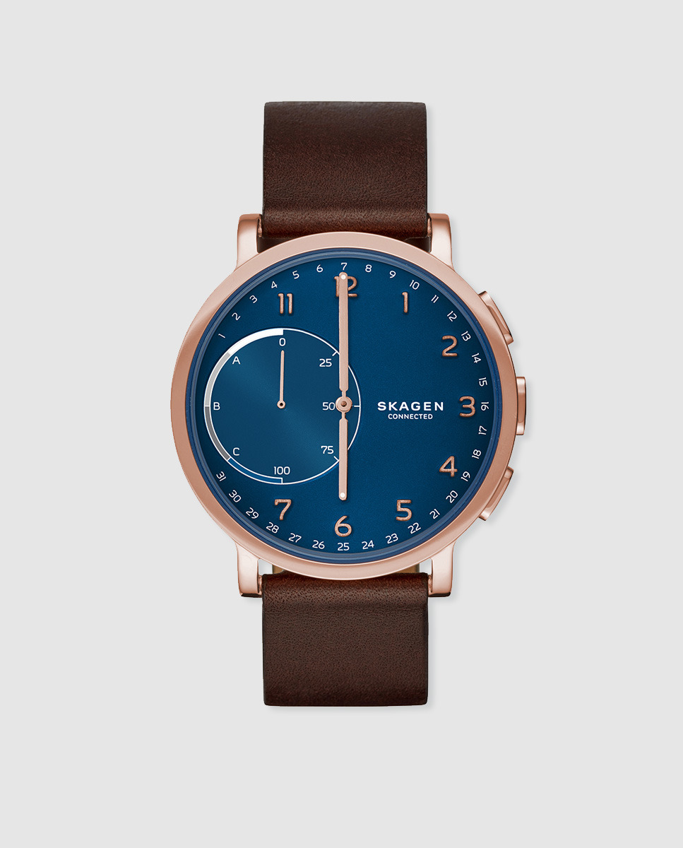 Smartwatch híbrido Skagen Hagen Connected SKT1103