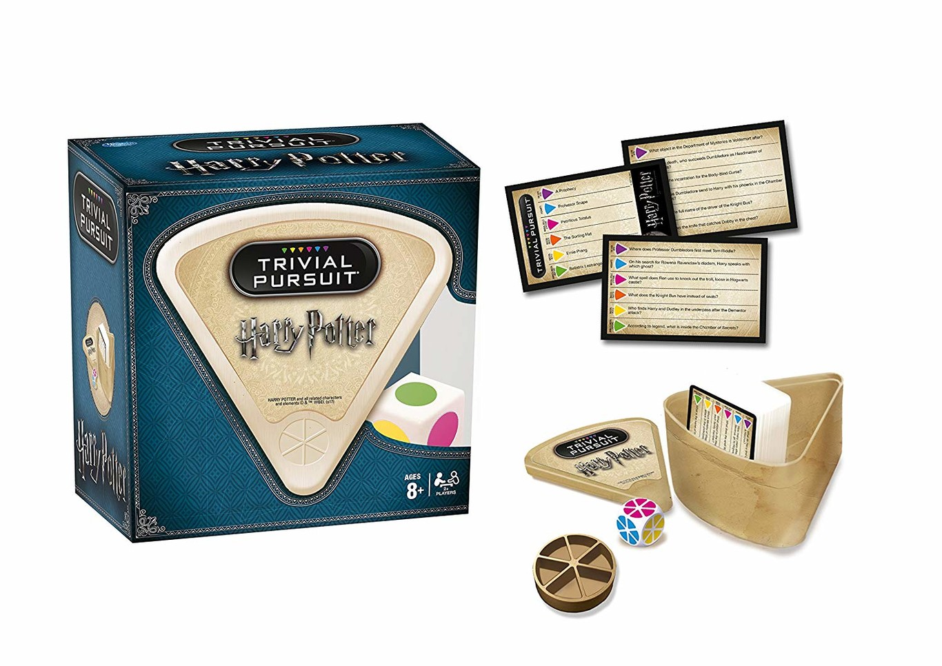 Trivial de Harry Potter