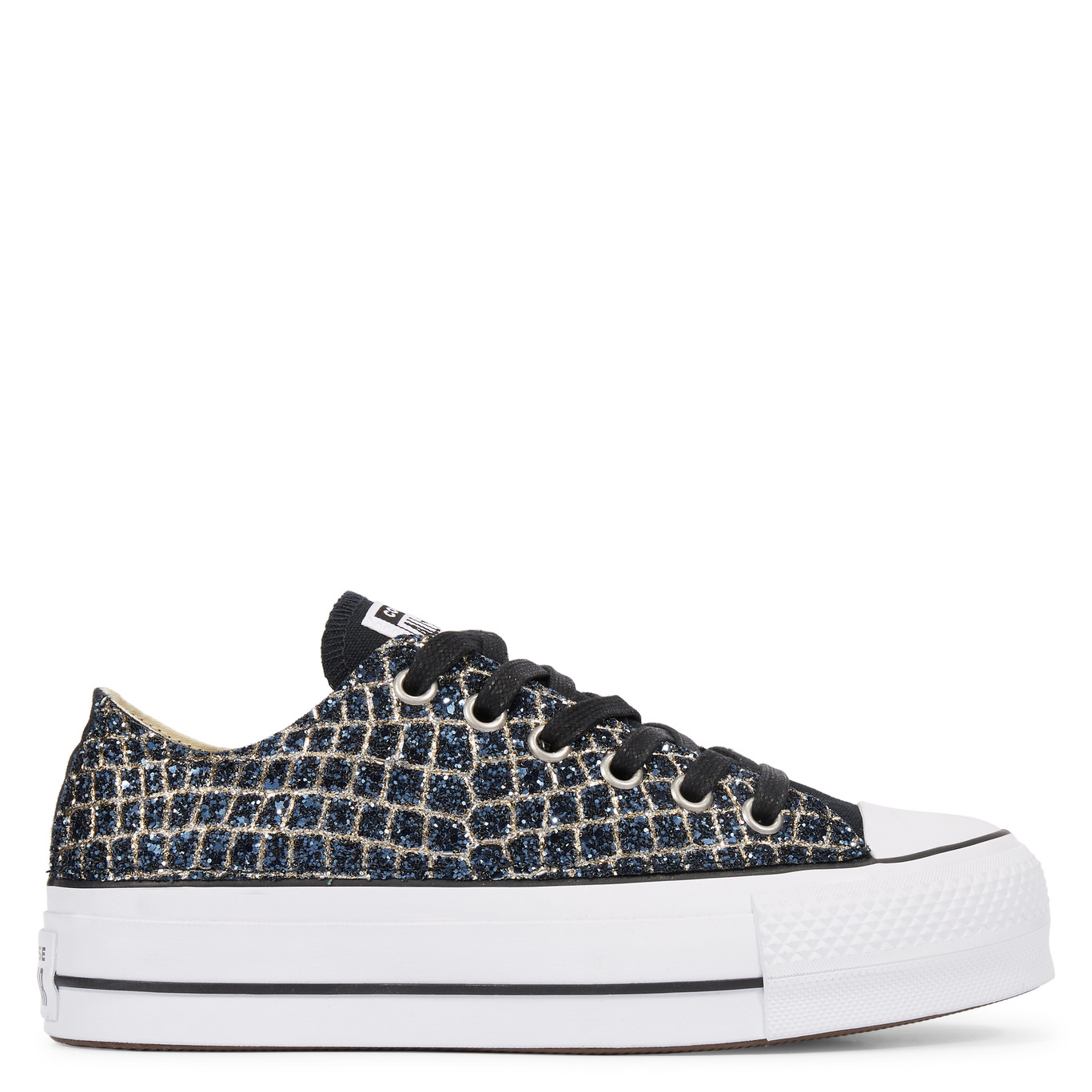 Chuck Taylor All Star Platform Print Low Top