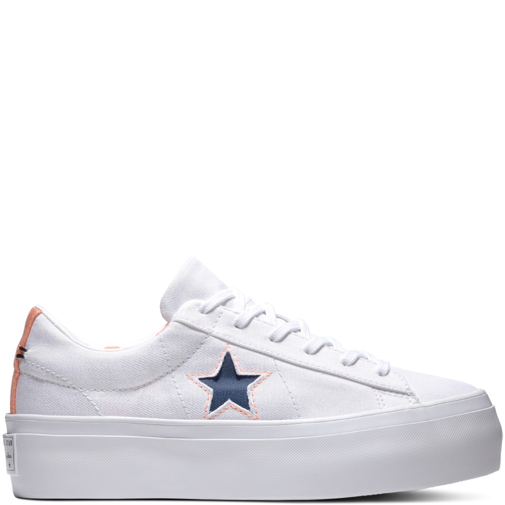 One Star Platform Whites & Brights