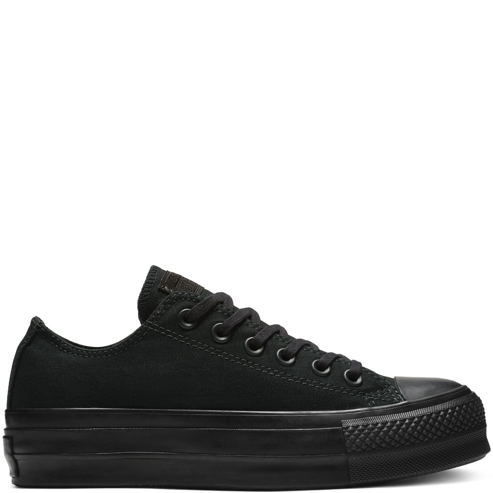 Converse Chuck Taylor All Star Clean Lift Low Top
