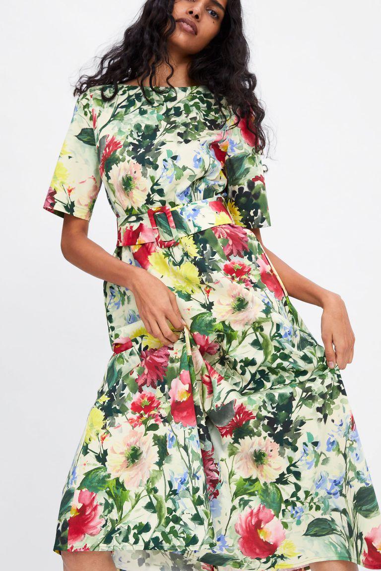 De Comprar Vestido Zara Eventos Boda El Que Debes Tienes Una Para 7gyYbf6