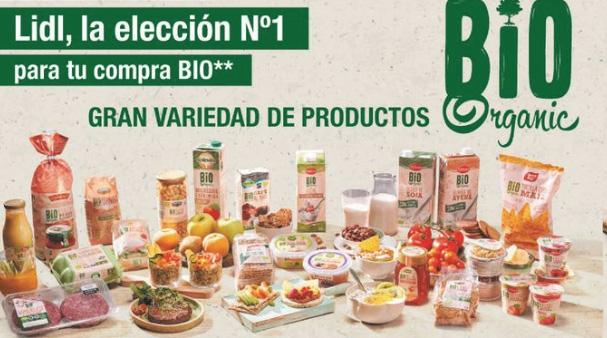 nueva especiales cupón de descuento compra original Lidl rebaja esta semana sus productos Bio Organic | Noticias De