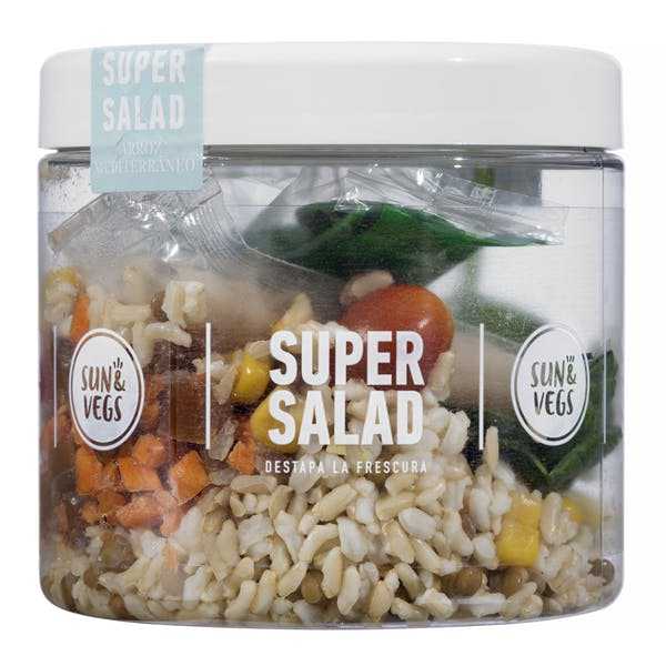 super ensalada Mercadona