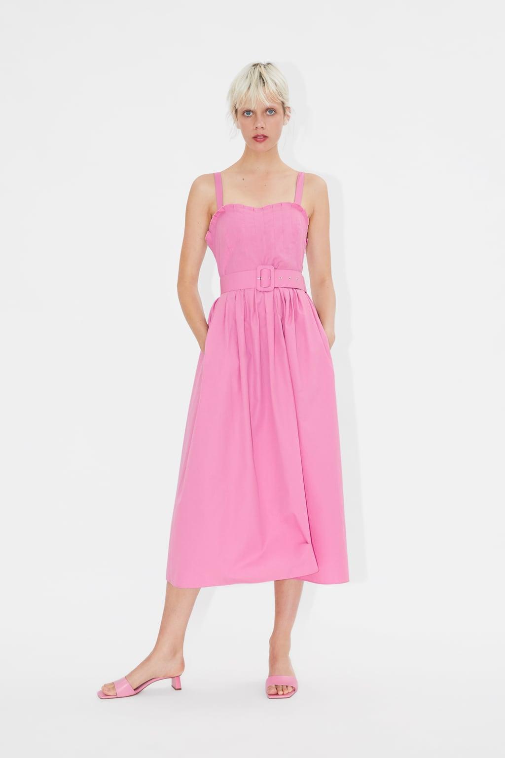 a638e5f05 Zara: Este es el vestido más bonito de su catálogo y a precio de ...