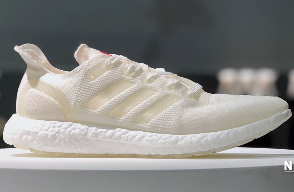 Adidas presenta su nuevo diseño de zapatillas 100