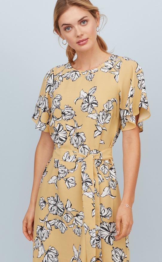 13fcb491d 5 vestidos cortos y primaverales de H M por menos de 20 euros ...