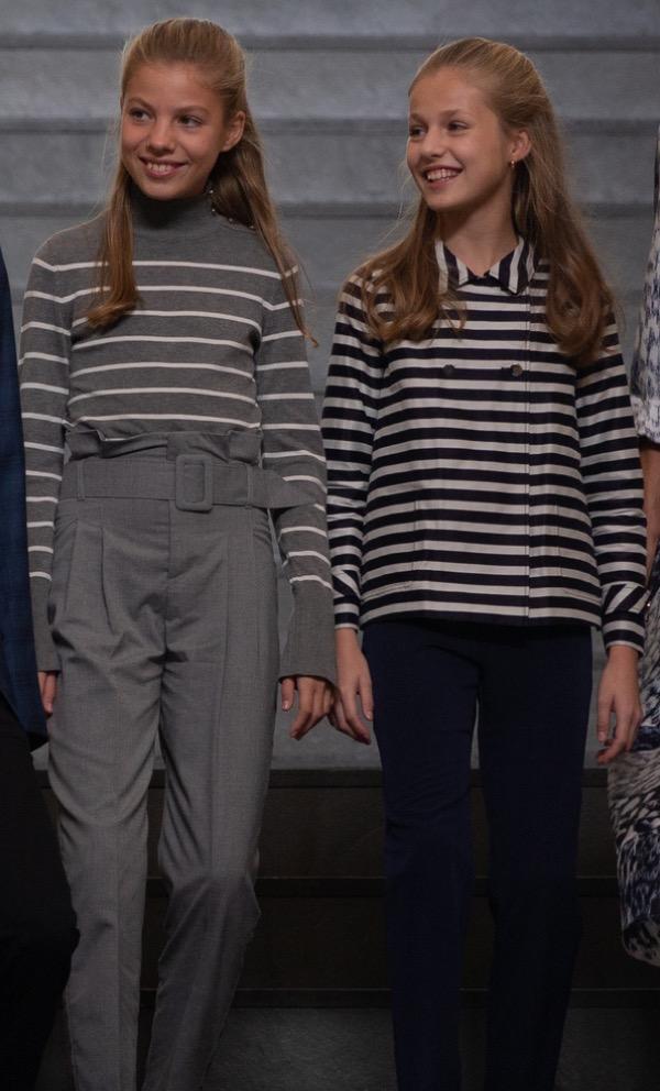 La Infanta Sofia Tiene Los Pantalones De Bershka Que Cuestan Menos De 12 Euros Noticias De