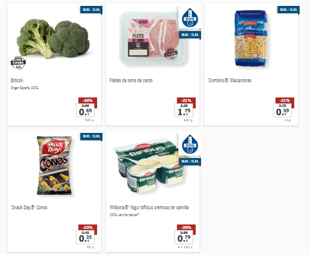 fdb8d965234d Compras en Lidl?: Este sábado encontrarás grandes ofertas | Noticias De