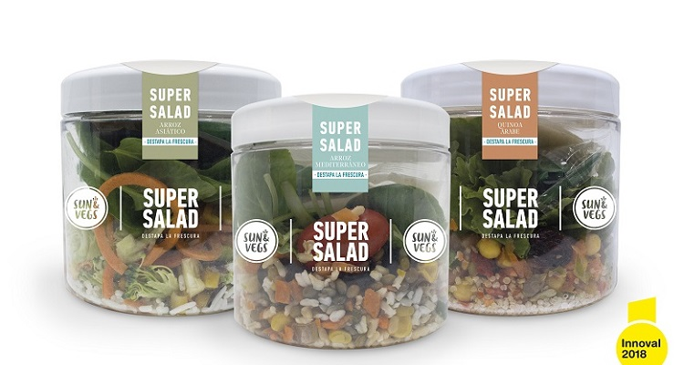 Supersalads de Mercadona
