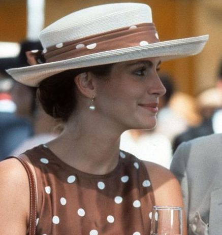 Vestido de Julia Roberts en Pretty Woman