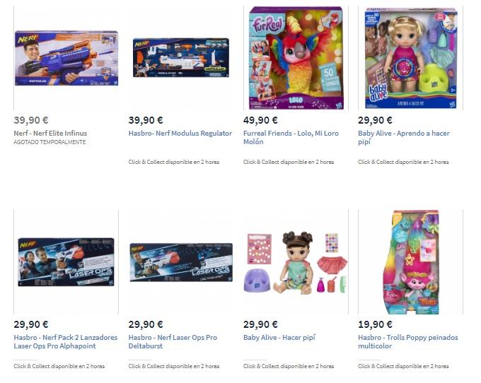 e9fb6f1f7 Juguetes a precios increíbles en Carrefour para el Día de Reyes ...