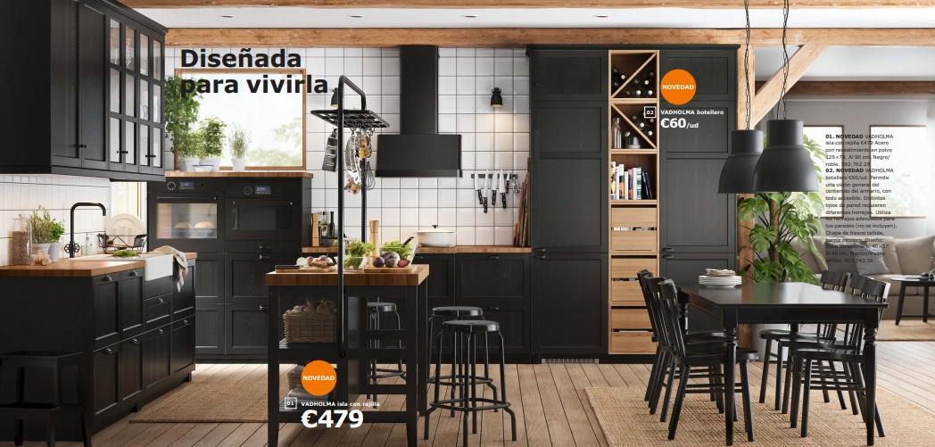 Cocinas de ikea modelo caracter sticas y precio - Como disenar mi cocina ...