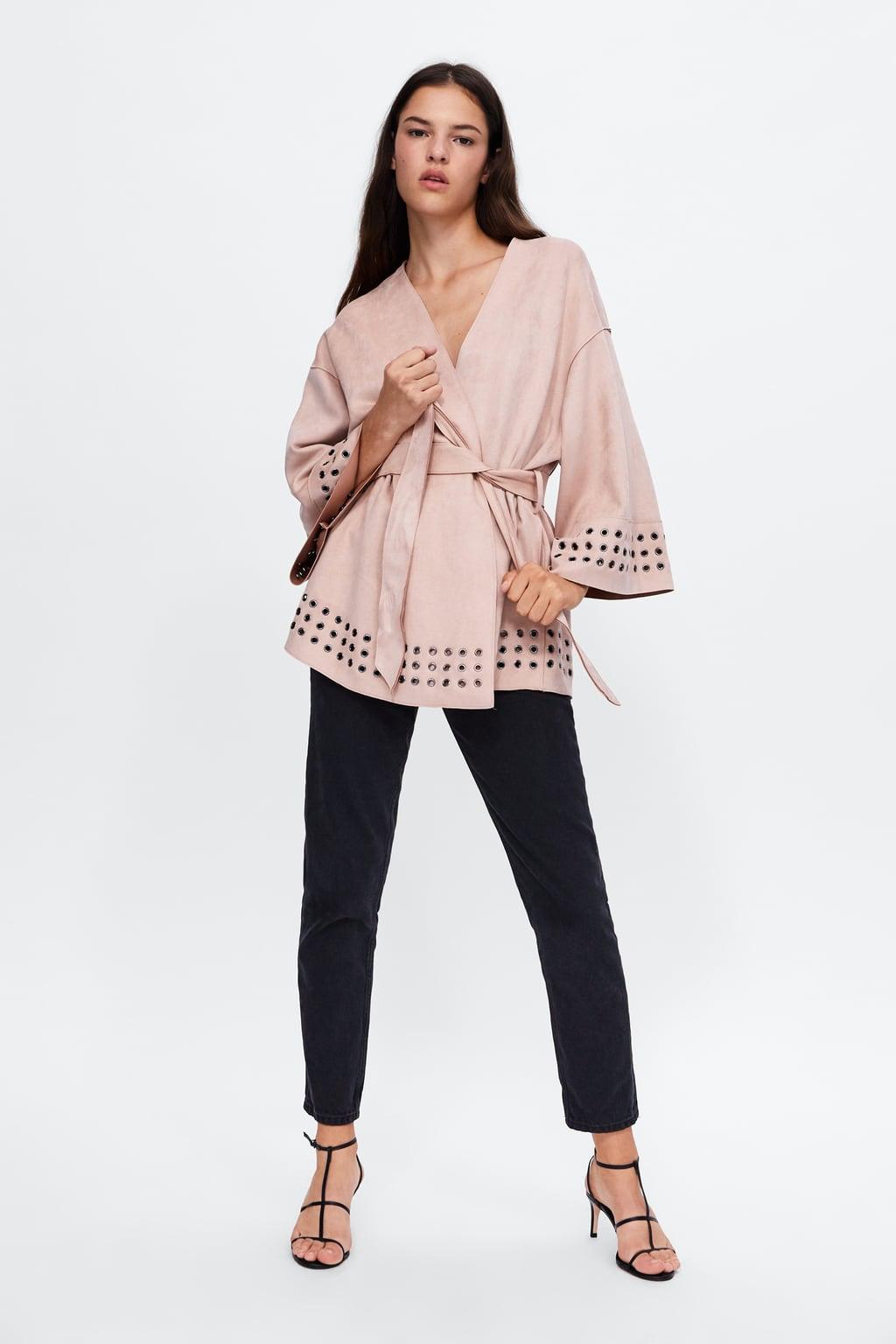 distribuidor mayorista ac407 549c7 Kimonos en Zara desde 29.95 euros   Noticias De