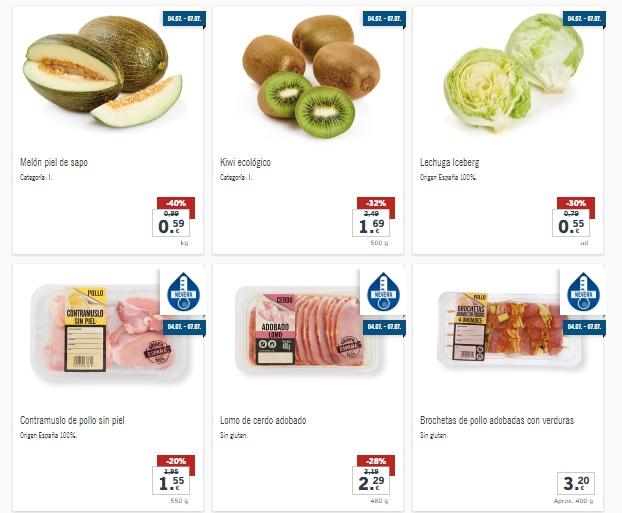 elegir despacho estilo único último vendedor caliente Lidl trae estas mejores ofertas en alimentación para esta ...