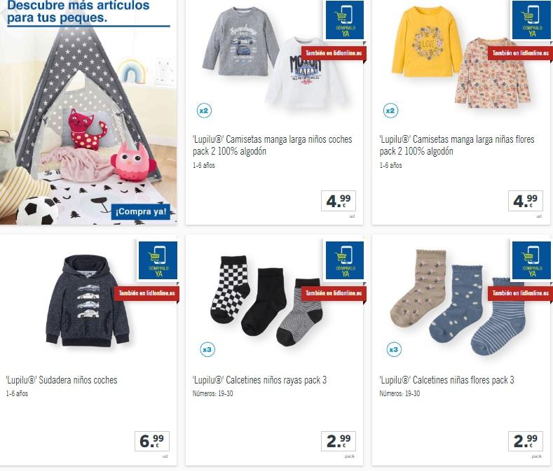 2f5fc5dbc A los ya conocidos polos por menos de 3 euros y a la chaqueta impermeable  que Lidl vende por menos de 10 euros hay que sumarles ya este catálogo de  moda ...