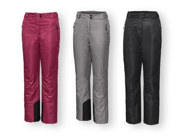 ropa deportiva de alto rendimiento como comprar código promocional Lidl pone a la venta pantalones de esquí para hombres y ...