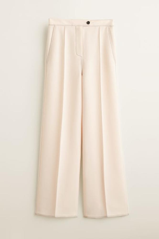 Pantalones Palazzo Muy Elegantes Por Menos De 20 En Mango Noticias De