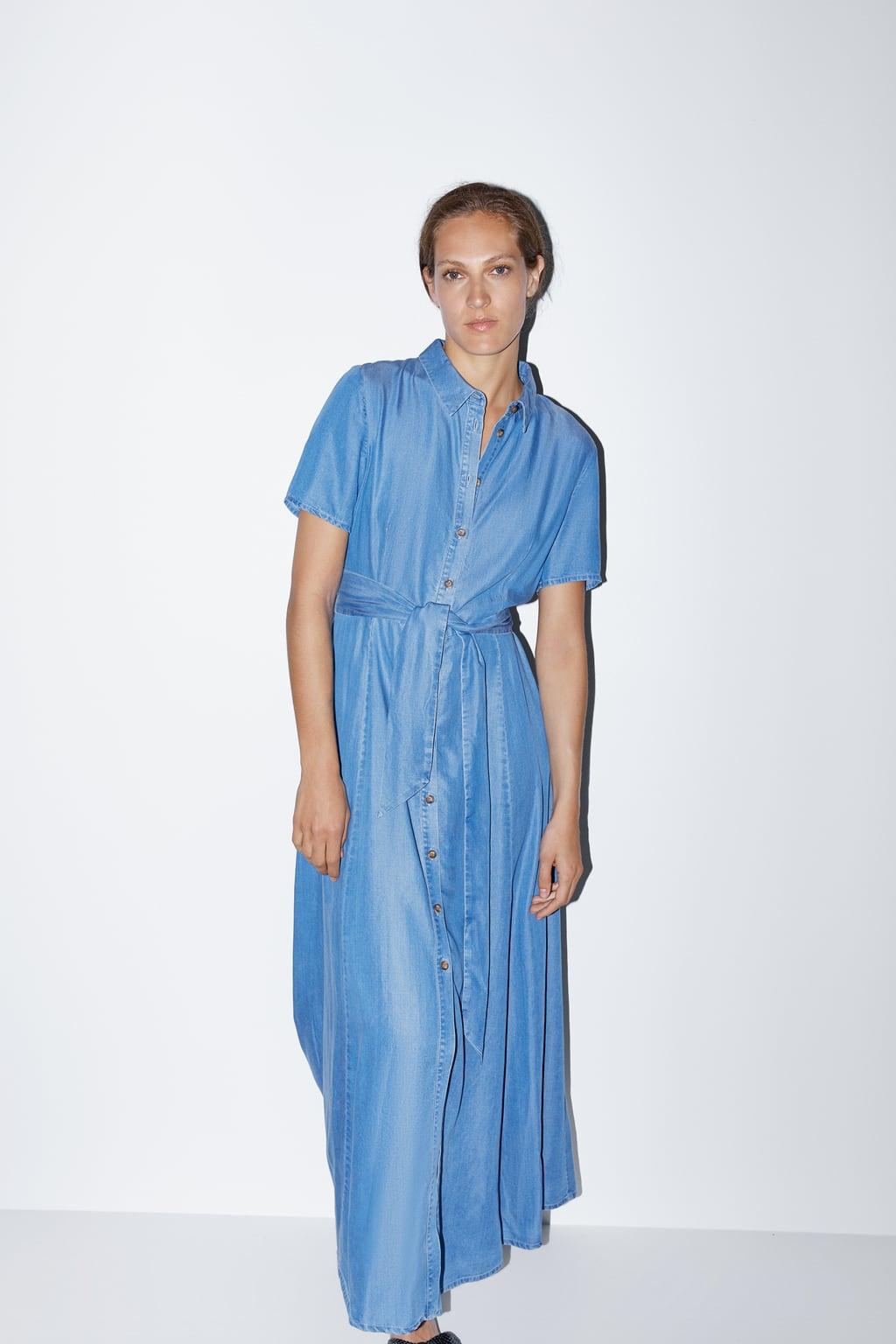 Este es el vestido de Zara de menos de 40 euros que ha