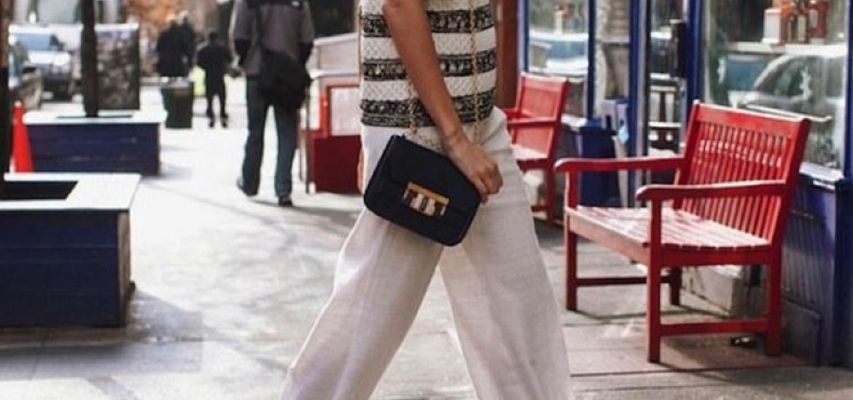Pantalones palazzo muy elegantes por menos de 20€ en Mango  8e7c4567afe