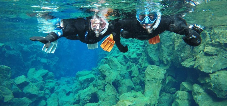 cb2582d7b Aldi lanza una máscara de snorkel que podría superar a la de Decathlon