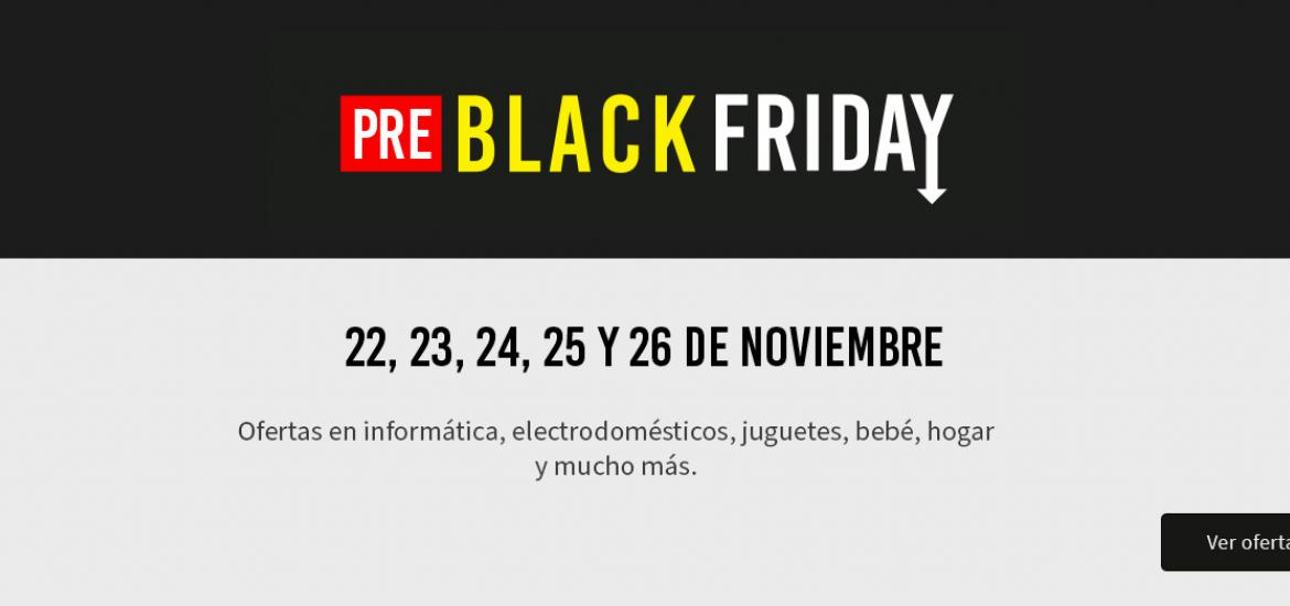 Carrefour: ofertas más destacadas previas al Black Friday