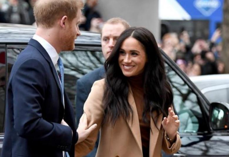 Look de Meghan Markle