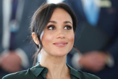 La Duquesa de Sussex, Meghan Markle