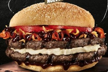 Novedad en Burger King: hamburguesa al whiskey