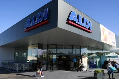 Aspirador manual de Aldi