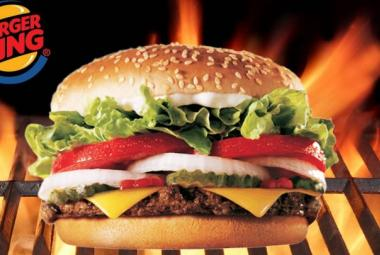 Rebel Whopper de Burger King: hamburguesa vegana