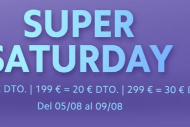 Super Saturday Xiaomi