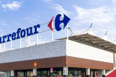 Carrefour: couscous marroquí